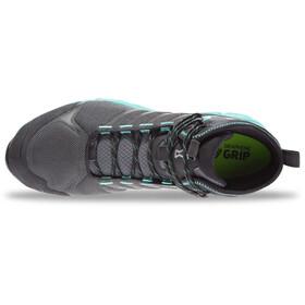 inov-8 Roclite 370 Shoes Dame black/teal